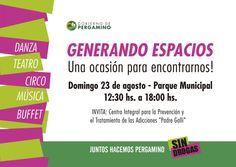 Este domingo > Gran Festival en el #ParqueMunicipal. No te lo pierdas! Enlace permanente de imagen incrustada