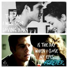 Scallison and Stydia tumblr #teenwolf