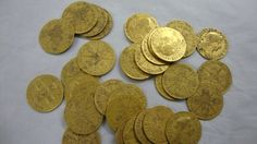 17th c. Gold Coin Hoard found in County Tipperary Pub