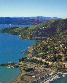 Sausalito, I lived here in the early 80's.  Shared a house on the hill. Great views and nice weather