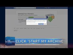 How to download your complete Facebook history | Komando.com
