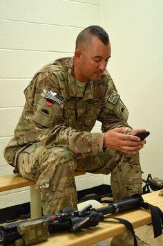 Karl Gatke, Sergeant First Class, Oregon National Guard Afghanistan, 2014