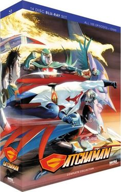 Gatchaman: Complete Collection