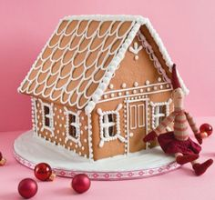 Image detail for -Gingerbread House