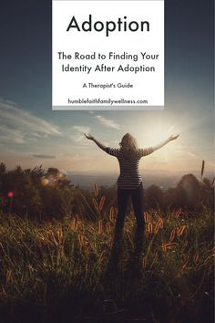 Adoption, Identity in Christ, Guest Post