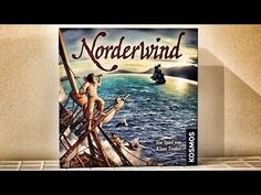 Norderwind -  Boardgame Review #22 - english subtitles
