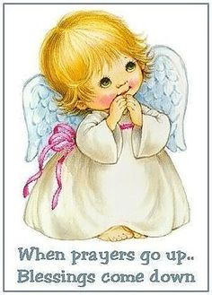 Send FREE Little Angels,Power Rangers-Birthday-Ecards to Friends, Relatives and Co-Workers Holly Hobbie, Angel Prayers, I Believe In Angels, Angel Pictures, Angels Among Us, Guardian Angels, Angel Art, Christmas Angels, Christmas Wishes