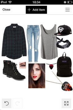 Punky girl ✿. ✿