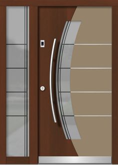 Are you looking for the best wooden doors for your home that suits perfectly? Then come and see our new content Wooden Main Door Design Ideas. Pooja Room Door Design, Bedroom Door Design, Door Design Interior, Modern Bedroom Design, Modern Design, Interior Doors, Wooden Main Door Design, Modern Wooden Doors, Double Door Design