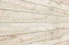 """Wall Paneling - Decorative Print Collection - White Barn Wood / 5.7"""" x 8' x 9.5mm"""