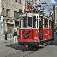 Transportation is a tourist attraction all its own. | 15 Reasons Istanbul And San Francisco Are Long-Lost Sister Cities