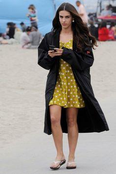 AnnaLynne McCord: 90210 bikini babe