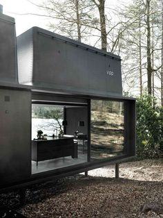 MINIMALIST SHELTER FROM VIPP