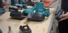 Makita DPB181Z Cordless Band Saw - Toolstop Review and Video Guide  Read more: http://www.toolstop.co.uk/makita-dpb181z-cordless-band-saw-toolstop-review-and-video-guide-a1408#ixzz3ApcYEmtv
