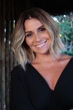 Loiro baunilha: o novo tom da Giovanna Antonelli que virou sucesso