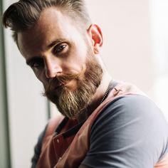 grow a ducktail beard - Google Search