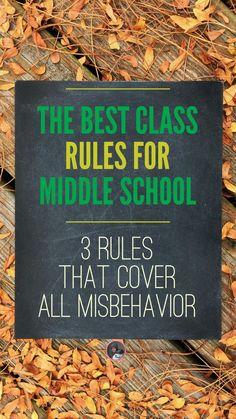 Classroom Behavior Management, Social Studies Classroom, Classroom Rules, New Classroom, Classroom Setup, Science Classroom, Middle School Music, Middle School Classroom, Middle School Science