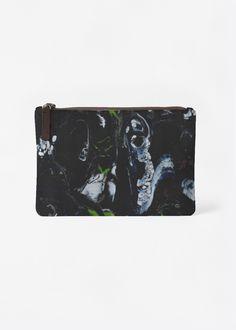Mens Cotton Pocket Square - mustang by VIDA VIDA rlEXfUkB