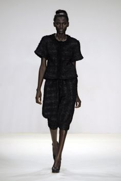 John Rocha SS09 #womensfashion #fashion #LFW
