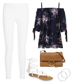 """•••"" by jessie-j-19 on Polyvore featuring Joseph, Chloé and Melissa Odabash"
