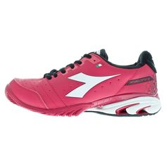 Women`s S Star K III AG Tennis Shoes Bright Rose and White * Check this awesome product by going to the link at the image.