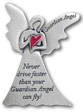 Visor Clip Angel Heart Passengers from Car Decor Products. Saved to Car Accessory Gifts for Girls. Gardian Angel, Metal Company, Girly Car, Great Valentines Day Gifts, Holiday Gifts, Angel Heart, Car Accessories For Girls, Thoughtful Gifts, Car Stuff