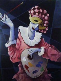 rita cavallari artista plastica  - Born in Rome, Italy - Self-taught artist - she started as a fashion designer - In 1990 Rita came to Brazil, encouraged by her husband Romano Di Martino, begins her own artistic career.