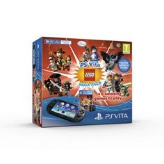 Buy PS Vita Slim Console and LEGO® games Mega Bundle at Argos.co.uk - Your Online Shop for PS Vita consoles.