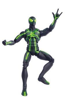 MARVEL Legends Big Time Spider Man.  So hard to find.