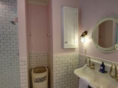 Bunk Room's Bathroom