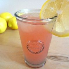 Cocktails, Cocktail Drinks, Tea Recipes, Paleo Recipes, Healthy Smoothies, Healthy Drinks, Homemade Lemonade, Infused Water, Pink Lemonade