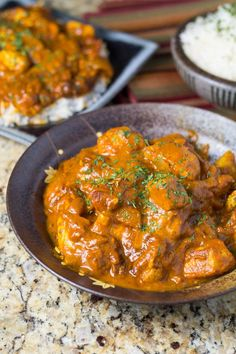 INGREDIENTS 2 lbs chicken breasts, boneless, skinless, cut into ½-inch chunks Salt and pepper, or to taste 1½ tablespoons vegetable oil 2 tablespoons curry powder ½ onion, thinly sliced 2 cloves garlic, crushed 1 (14 ounce) can coconut milk 1 (14.5 ounce) can diced tomato 1 (8 ounce) can tomato sauce 3 tablespoons sugar