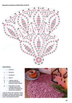 Photo from album Filet Crochet, Crochet Doily Rug, Crochet Doily Diagram, Crochet Mandala Pattern, Crochet Dollies, Crochet Cap, Crochet Tablecloth, Crochet Home, Thread Crochet