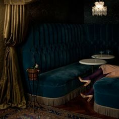 Kettner's in London by Studio Ilse, Photo by Paul Raeside | Remodelista