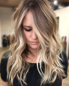 nice 65 Spectacular Blonde Ombre Hair Looks - Be Creative and Colorful Check more at http://newaylook.com/best-blonde-ombre-hair-looks/