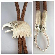 Eagle Bolo with Claw Tips. Photo credit: Jessie Bennett 2014