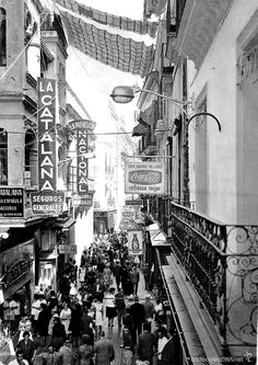 White Photography, Times Square, Spanish, Black And White, Street, Travel, Madrid, Twitter, Antique Photos
