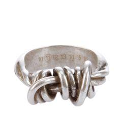 Maison Martin Margiela Knotted Ring