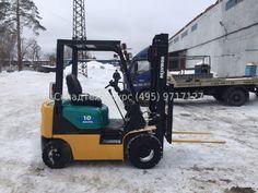Продается погрузчик Б/У Комацу 1 т (Бензин, АКПП, 1 т. 3,3 м