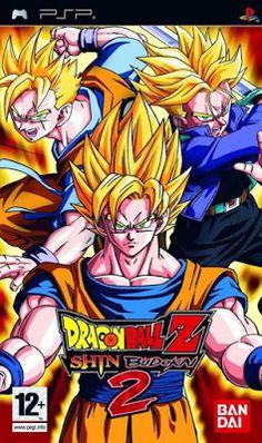 Dragon Ball Z: Shin Budokai 2 Japan Import (Sony PSP, - Japanese Version for sale online Street Fighter 2, Playstation Portable, Playstation Games, Ps4, King Of Fighters, Nintendo 3ds, Dbz Shin Budokai 2, Akira, Dbz Games