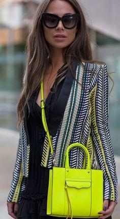 Proenza Schouler Structured Blazer Chic Style by Johanna Olsson
