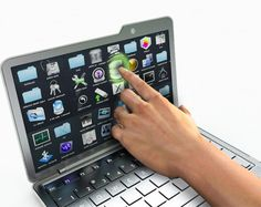 Apple Mac Folder. Is it next MacBook? no, but everyone likes to put their 2 cents in. It's called the Mac Folder – not all that different from any other laptop but this could be the netbook everyone wants/expects Apple to make. The UI has been reworked to work more like the interfaces seen on the iPod Touch and iPhone and of course it has a multi-touch screen and OF COURSE it's as thin as Kate Moss if not more. Want one?