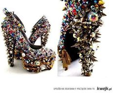 High heels/dont like but cool