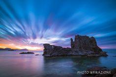 Blue submarine. Los Escullos - Almería - SPAIN by Antonio Photo-Ispirazione on 500px
