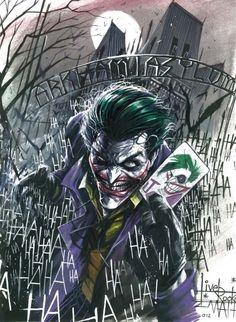 Joker's Arkham