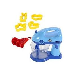 Just Like Home Mixer Playset - Blue