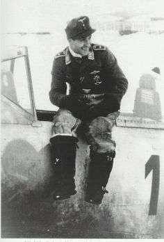 He was killed in action by a rear gunner on an IL2 Sturmovik. Otto Kittel flew 583 combat missions and recorded 267 victories, including at least 94 Il-2 Sturmovik ground-attack aircraft, making him the fourth highest scoring ace of all time. Prior to his death, he had not been bested in aerial combat but had been shot down once by flak.