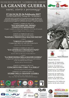 La Grande Guerra Gussago http://www.panesalamina.com/2017/53641-la-grande-guerra-a-gussago.html