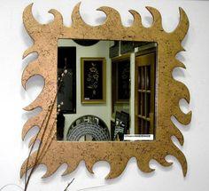 Χειροποίητη δημιουργία μου σε ξύλο-υπάρχει δυνατότητα διαφοροποιήσεων. Mirror, Frame, Furniture, Home Decor, Picture Frame, Decoration Home, Room Decor, Mirrors, Home Furnishings