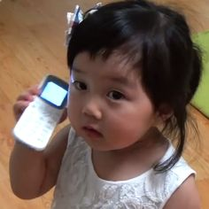"""FREAKIN CUTNESS ^_^  Boy, did Skype luck out with this little nugget of Internet gold that just happens to look like an adorable ad. Unless we've been taken for a ride andvideo chatting servicehas cut a deal with YouTube sensation Yerin Park, who holds the unofficial title of """"Korea's Most Adorable Little Girl."""